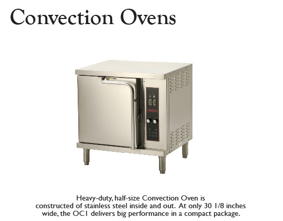 electric convection oven - Convection Ovens